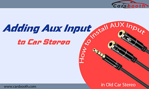 Adding Aux Input to Car Stereo