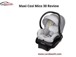 Maxi Cosi Mico 30 Review