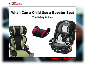 When Can a Child Use a Booster Seat