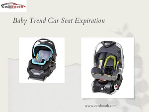 baby trend car seat expiration dates