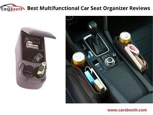 Best Multifunctional car seat organizer reviews