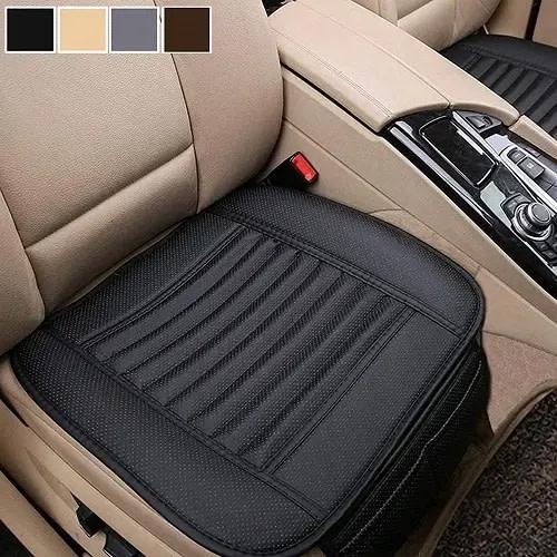 Big Ant Breathable Black Seat Cushion