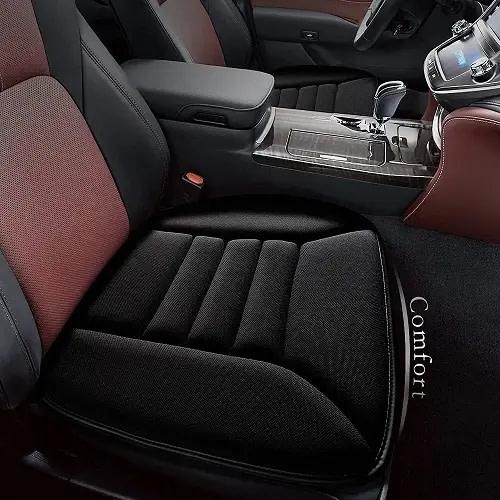 Kingphenix Black Car Seat Cushion