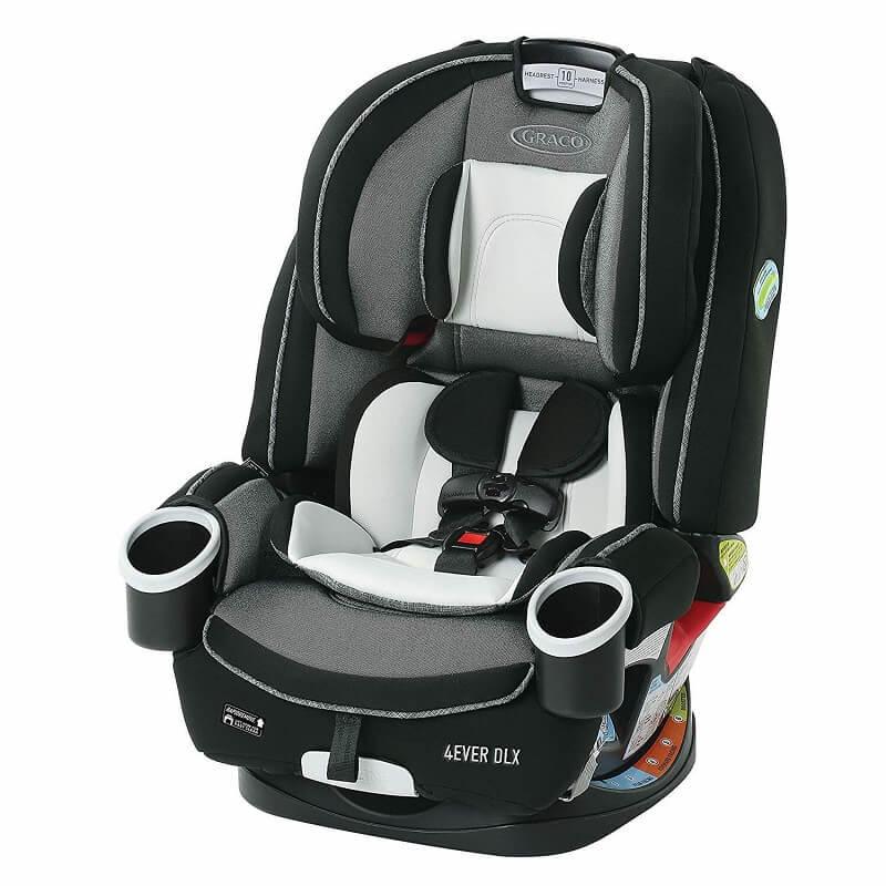 graco 4ever dlx 4 in 1 car seat 2