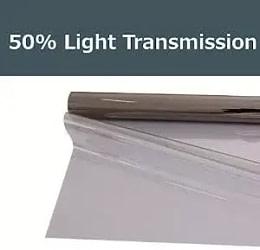 PROTINT WINDOWS 50% Shade Color