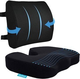 Best Orthopedic Pillow with Lumbar Support