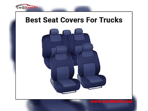 Best Seat Covers For Trucks