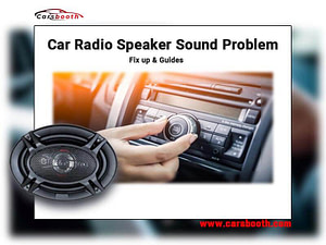 Car Radio Works But no Sound from Speakers