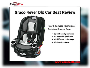 Graco 4ever Dlx 4 in 1 Car Seat Reviews