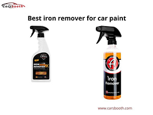 Best iron remover for car paint