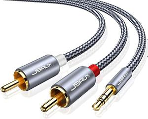JSAUX RCA Cable