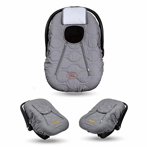 CozyBaby Best Car Seat Cover for Infants