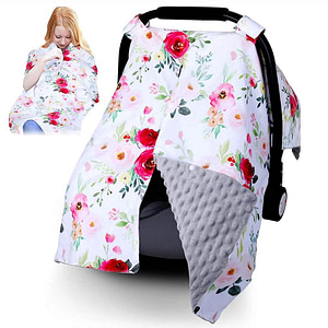 Elstey Best Car Seat Nursing Cover
