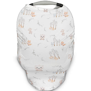 Kids N' Such Baby Car Seat Cover