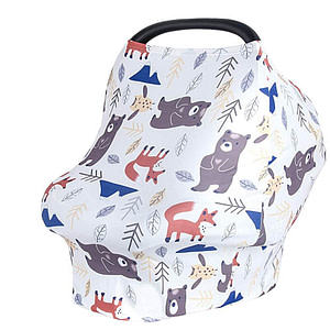 MHOMER Best Car Seat Canopy for Baby