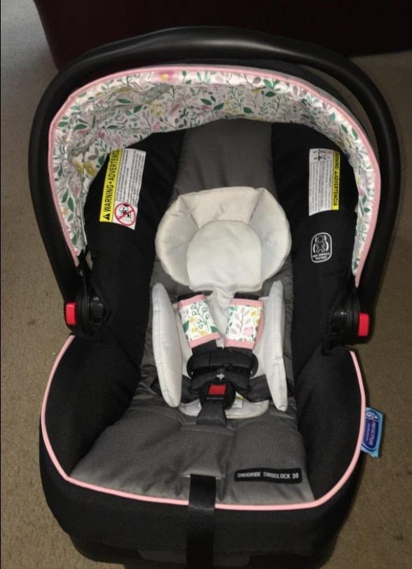 Lightest Infant Car Seat