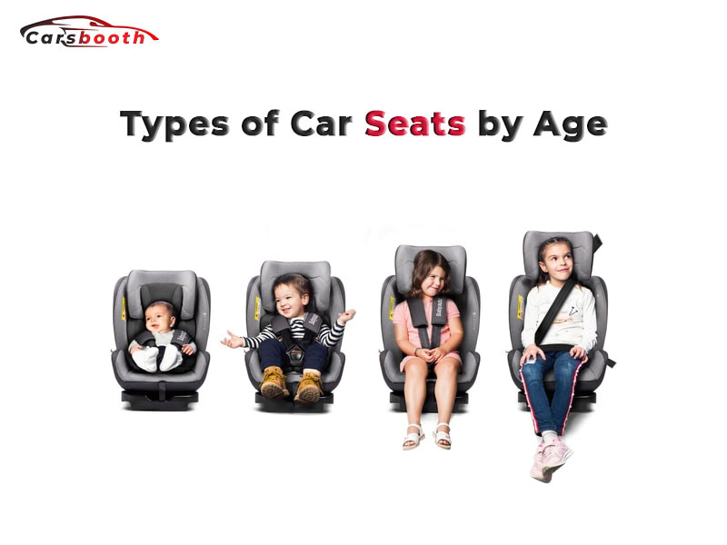 Types of Car Seats by Age